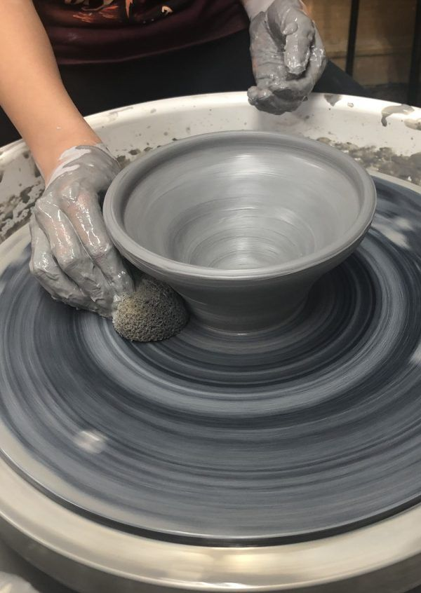 Pottery, ceramics, art class